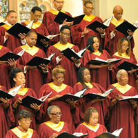 The Abyssinian Baptist Church Choir