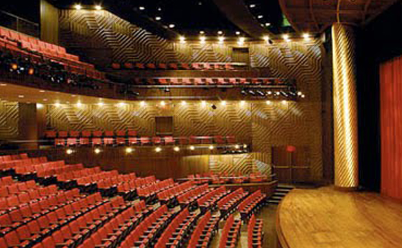 Nyu Skirball Center For The Performing Arts World