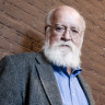 Nederland, Amsterdam, 09-01-2012 De Amerikaanse wetenschapper, filosoof en verklaard atheist Daniel Dennett. foto: Bram Budel