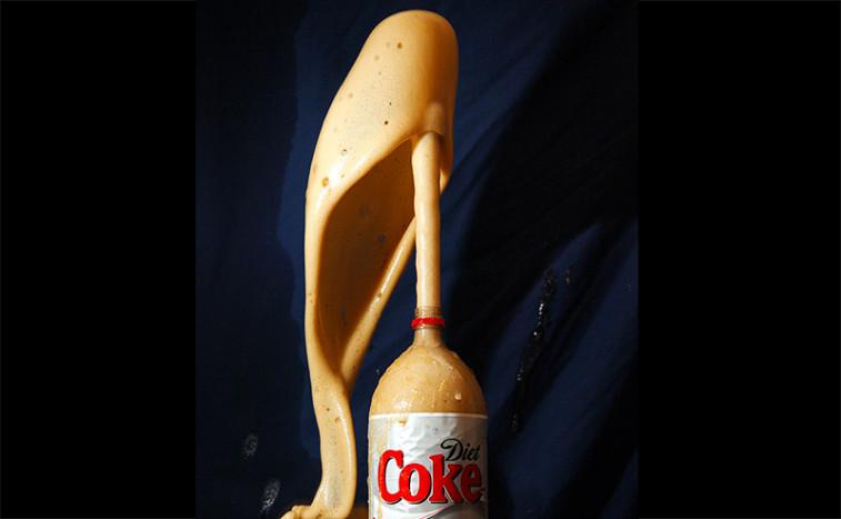 coke mentos