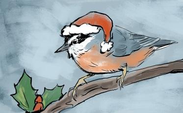 xmasbird