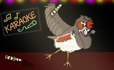 drunkbird