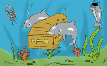 dolphinfuneral