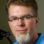 12137 Cory MacPherson, WSRI Researcher Mike Weisend 9-12-13