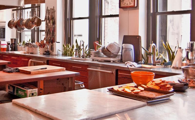 saveur test kitchen world science festival. beautiful ideas. Home Design Ideas