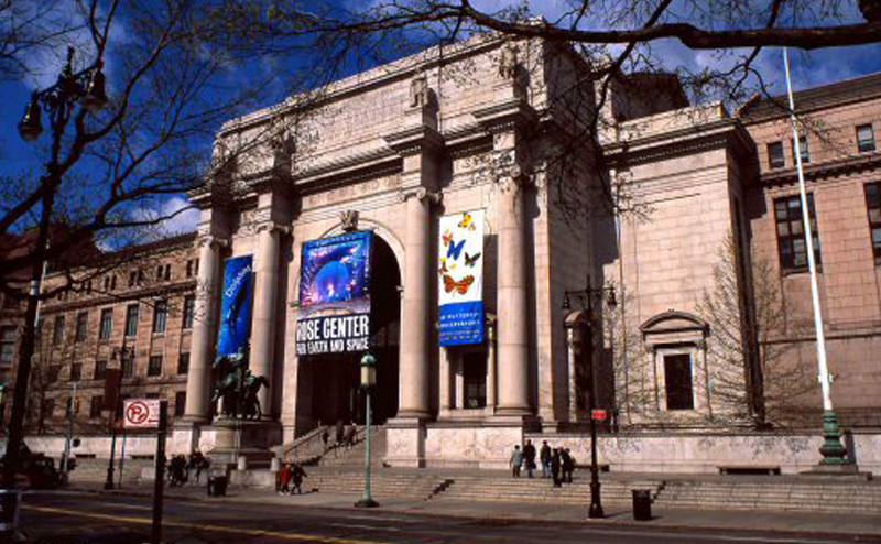 Mailing Address For American Museum Of Natural History