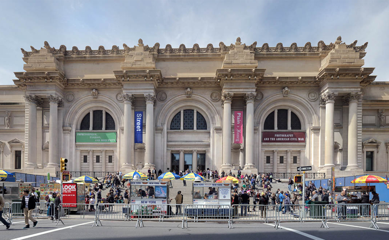 metropolitan musuem The metropolitan museum of art's earliest roots date back to 1866 in paris, france, when a group of americans agreed to create a national institution and.