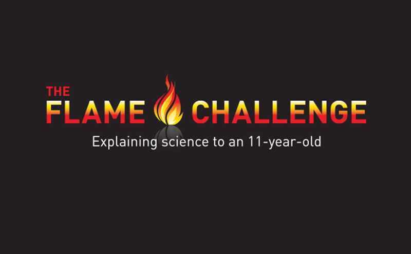 Alan Alda's Burning Question: What is a Flame?   World