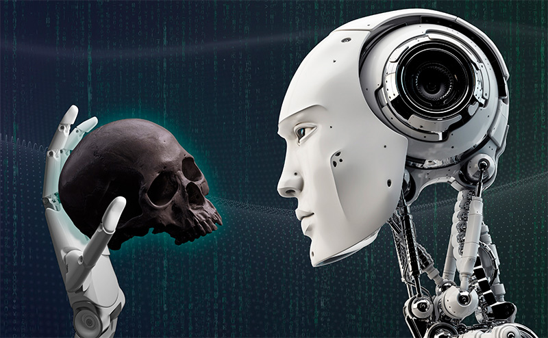 teach your robots well will self taught robots be the end of us