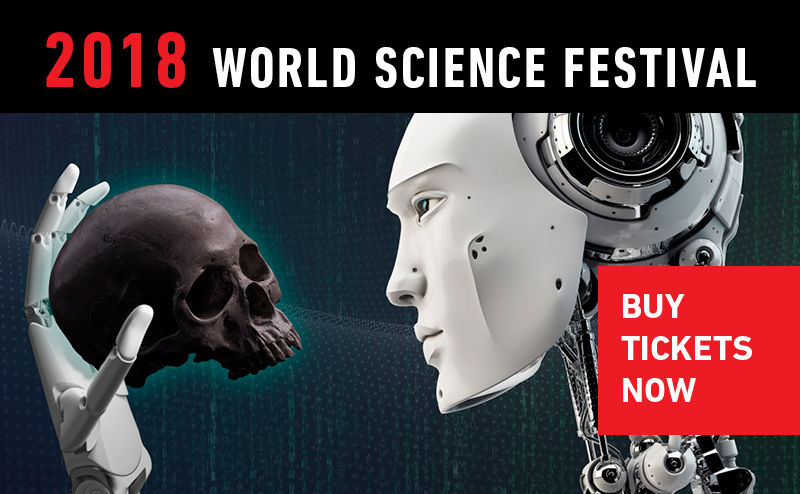 Join Us for the 2018 World Science Festival
