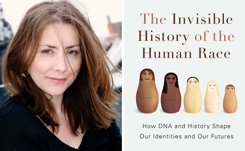 Invisible History Human Race_Author Image