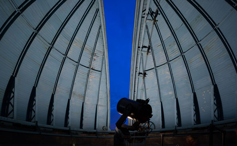 Rutherford Observatory, Columbia University | World Science