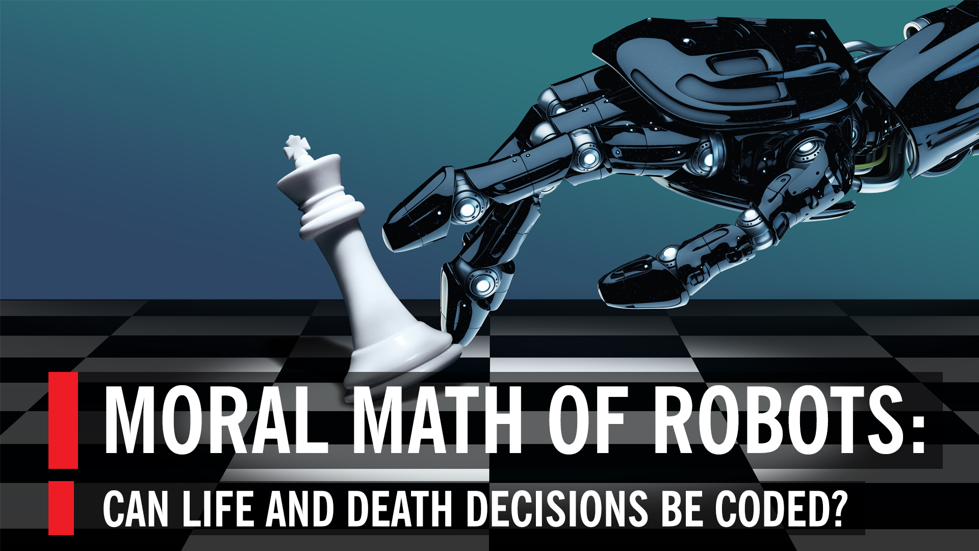 Moral Math Of Robots Can Life And Death Decisions Be Coded World Wiring Diagram Furthermore Smart Car Brake Light Switch Besides Science Festival