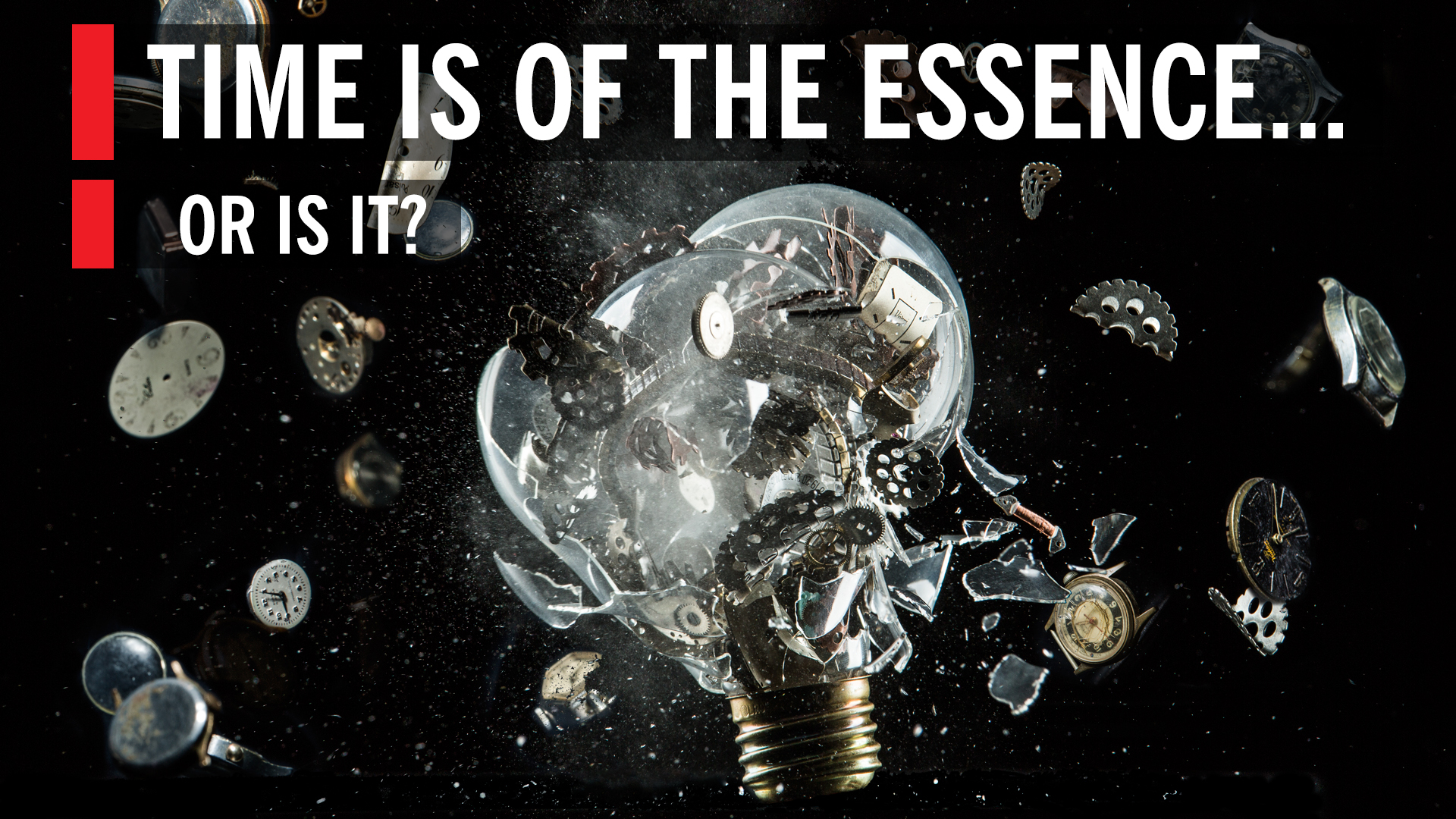 Time Is of the Essence… or Is It?   World Science Festival