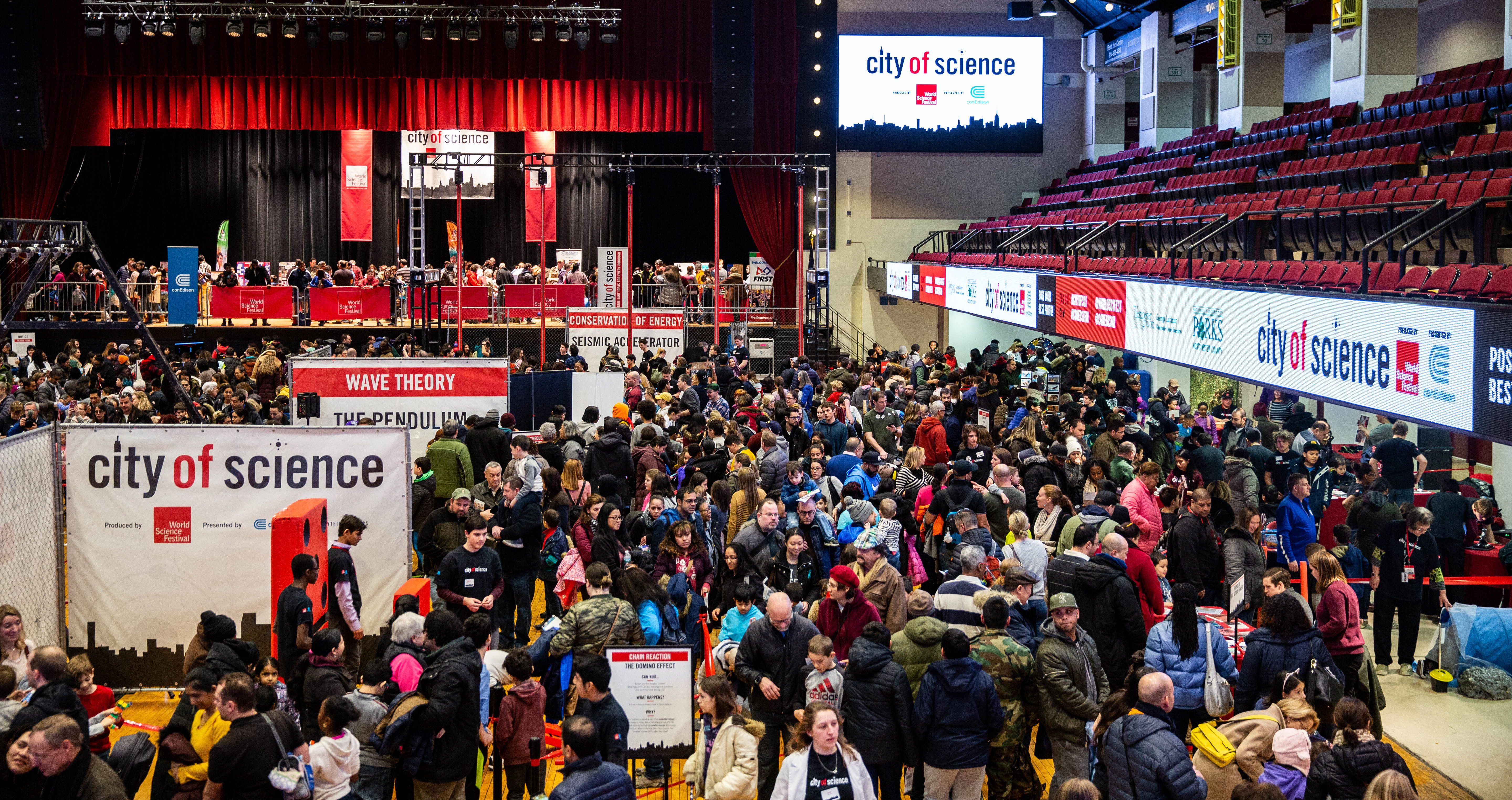 City of Science | World Science Festival